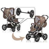 Hartan Quadsystem für Topline S Kinderwagen silber Detailansicht 01