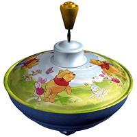 BOLZ Brummkreisel Winnie Pooh, Durchmesser: 13 cm, Blechspielzeug