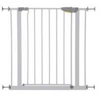 Hauck Squeeze Handle Safety Gate Türschutzgitter / Treppenschutzgitter (75 - 81 cm)