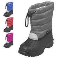 Playshoes Winter-Bootie Winterstiefel mit Warmfutter
