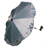 Altabebe Sonnenschirm für Buggys & Kinderwagen Dunkelgrau