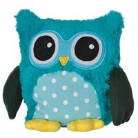 Greenlife Value Warmies POP! Worming Cuddle Toy Owl Color selectable
