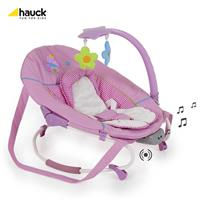 Hauck Leisure E-Motion Babywippe mit Spielbogen Butterfly
