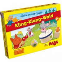 Haba Educational Game Ding Dong Forest