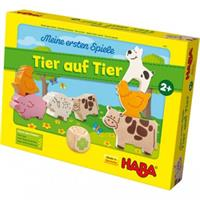 Haba Educational Game Animal upon Animal