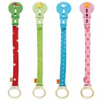 Haba Pacifier Chains in different Versions