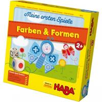 Haba Educational Game Shapes & Colors