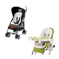 Peg Perego Baby Cushion for High Chair and Stroller