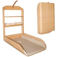 Roba WandChanging Shelf aus Formholz with changing mat H x B: 85 x 49 cm