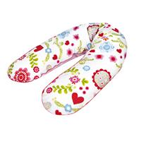 Zöllner Breastfeeding pillow with bead filling