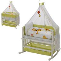 Roba Room bed Babysitter 4-in-1