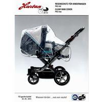 Hartan 9915 Regenverdeck für Kinderwagen Detailansicht 01