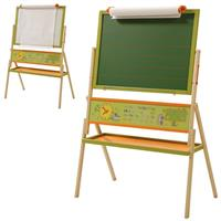 Roba Stand Blackboard with paper roll