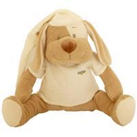 Babiage Doodoo Hund Plüschtier Einschlafhilfe für Babys, Beige