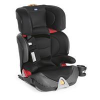 Chicco Kindersitz Oasys 2-3 Fixplus Evo 2018 Jet Black