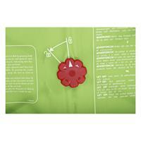 7926892 Chicco Easy Sleep Green Jam Verschlussmechanismus