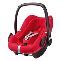 Maxi-Cosi Pebble Plus i-Size Babyschale Origami Red