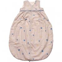 Tavolinchen Terry Summer Sleeping Bag Star/Heart selectable size