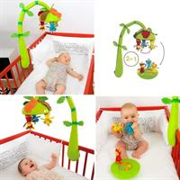 Babymoov Mobile Magic Jungle 2 in 1 Detailansicht 01