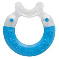 MAM Bite & Brush Beißring mit Zahnpflegefunktion, Farbe wählbar