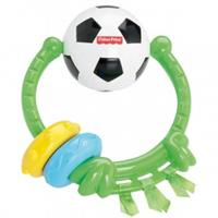 Fisher-Price Y3621 Fußball Ring Rassel