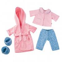 Haba Kleiderset Gute Nacht für 38 cm Puppen