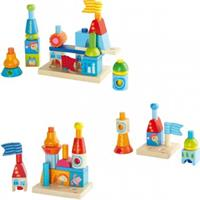 Haba stack game Baumeister, big, middle or small, selectable
