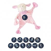 Sigikid Zodiac signs cuddly comforters rose, selectable variant