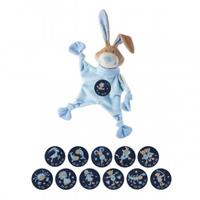 Sigikid Zodiac signs cuddly comforters blue, selectable variant