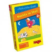 Haba - Meine ersten Spiele - Nachts im Stall!