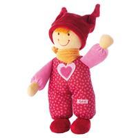 Sigikid BabyDolly Püppchen Rot