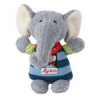 Sigikid Rattle Elefant Lolo Lombardo