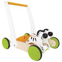 Hape walker Zebra Cart