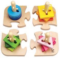 Hape Creative Steckpuzzle