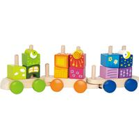 Hape Fantasy blocks Railroad