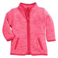 Playshoes knit fleece jacket Pink Size 68