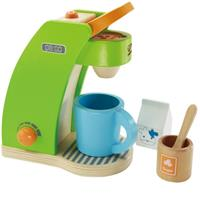 Hape coffee machine for the Child's Kitchen