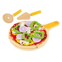 Hape Pizza-Set for Child's Kitchen
