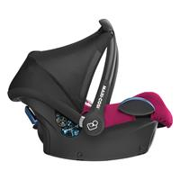 8617410111 Maxi-Cosi Cabriofix Frequency Pink Sun Canopy Side