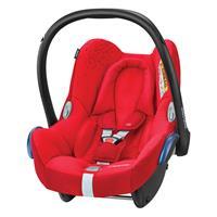 Maxi-Cosi CabrioFix Babyschale Vivid Red