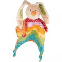 Sigikid Schnuffeltuch Rainbow Rabbit