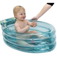 Babymoov aufblasbare Badewanne mit Einsatz Detaillierte Ansicht 02