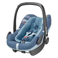 Maxi-Cosi Pebble Plus i-Size Babyschale Frequency Blue