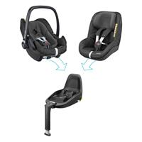 8798710120 Maxi Cosi Pebble Plus Nomad Black 2wayfamily