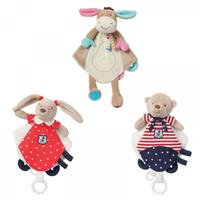 Baby Fehn Cuddle Friend, selectable motif