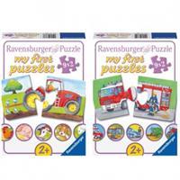 Ravensburger Kinderpuzzle 9x2 Teile
