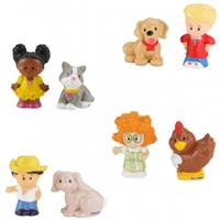 Fisher-Price Little People Figuren im 2er-Pack Y8204, Set wählbar
