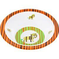 Lässig Schüssel Dish Bowl Melamine/Silicone Tiger