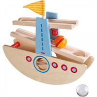 Haba Ball Track rocking ship