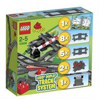 Lego Duplo Eisenbahn Zubehör Set